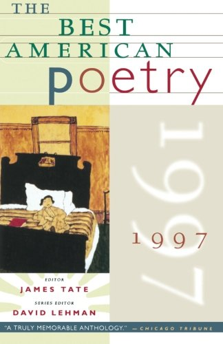 The Best American Poetry 1997