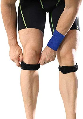 1 Pair Knee Pads Set Running Anti-Skid Sports Knee Pads Outd