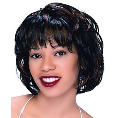 Motown Tress (Denver Ii) - Synthetic Mono Front Full Wig in 3T4_613