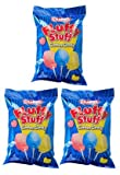 Fluffy Stuff Cotton Candy Bag: 24 Count - 2.5 oz (Pack of 3)