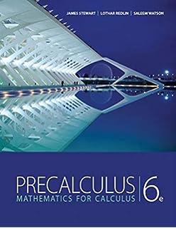 Precalculus Mathematics For Calculus Standalone Book James
