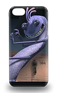 Anti Scratch And Shatterproof American Randall Boggs Monsters University The Monsters University Freshman Phone 3D PC Soft Case For Iphone 5/5s High Quality Tpu 3D PC Soft Case ( Custom Picture iPhone 6, iPhone 6 PLUS, iPhone 5, iPhone 5S, iPhone 5C, iPhone 4, iPhone 4S,Galaxy S6,Galaxy S5,Galaxy S4,Galaxy S3,Note 3,iPad Mini-Mini 2,iPad Air )