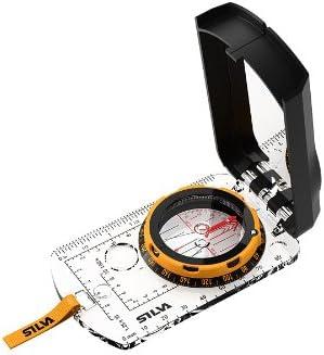 Silva 30-0000036827 Compass Expedition S - Brújula, Transparente