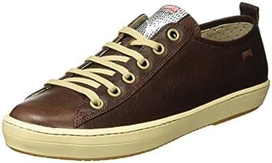 Camper Men's Imar 18008 Fashion Sneaker, Brown, 39 EU/6 M US