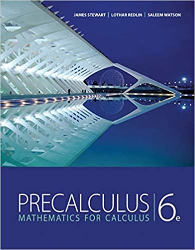 Precalculus James Stewart 6th Edition Pdf