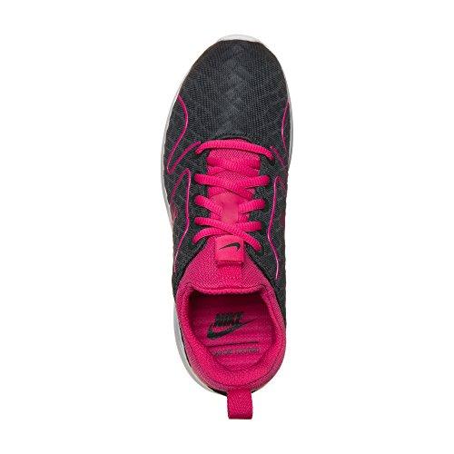 Nike Signore 844.898 Sneaker Grigio Scuro - Rosa