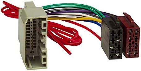 Tomzz Audio 7007 002 Radio Adapter Kabel Passend Für Jeep Chrysler Dodge Ab 2008 Auf 16pol