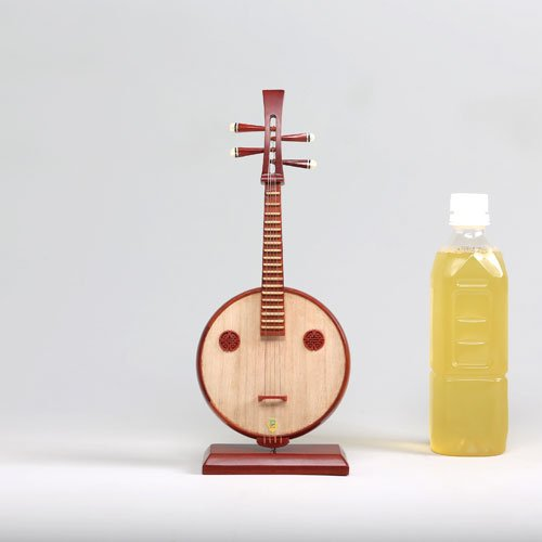 【超特価】 敦煌牌ミニチュア中国楽器「阮」SSER-YY B072Z96RZH B072Z96RZH, アイアン工房:15bd8f64 --- efichas.com.br