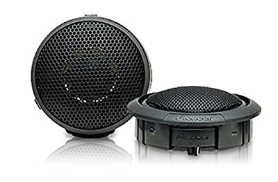 Pioneer TS-T110 7/8-Inch Hard-Dome Tweeter (Pair) by Pioneer Mobile