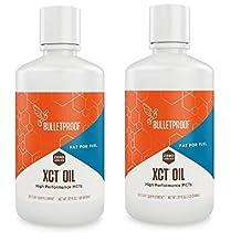 Bulletproof XTC Oil 32oz/946ML (2 pack)