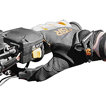 Universal Fit by Quadboss 101920 ATV Heated Grips with Thumb Warmer