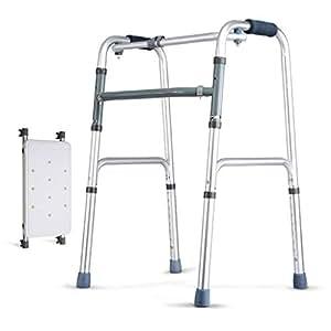 Amazon.com: QAZSDF - Andador plegable con 4 patas de altura ...