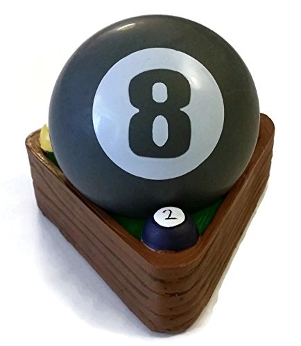 8-ball-Stress-Ball-with-Mini-Billiard-Rack-Stand