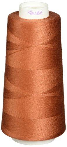 American & Efird 51-43252 Maxi-Lock Cone Thread, 3000-Yard, Hacienda