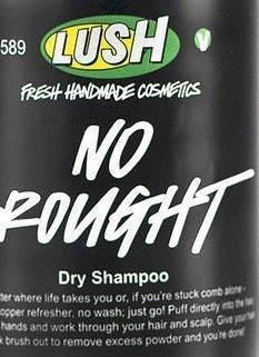 Lush Cosmetics No Drought Dry Shampoo, 1.9 Ounces