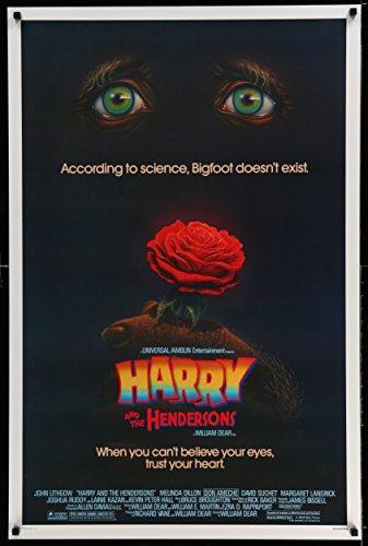 harry-the-hendersons-1sh-87-bigfoot-drew-struzan-art-of-eyes-and-hand-holding-rose