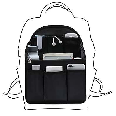 Amazon.com: IN Backpack Organizer Insert,Nylon Organizer