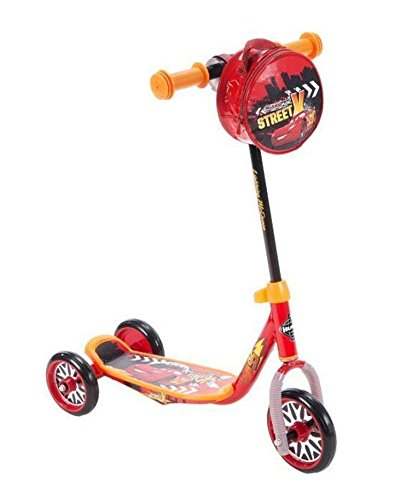 Disney Cars Scooter - Wonders-Shop-USA New My Lightning Mc-Queen Cars Kick Kid Pre-school Scooter 3 wheels