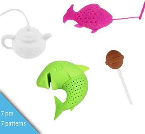 Silicone Strainer Umbrella Lollipop Submarine product image