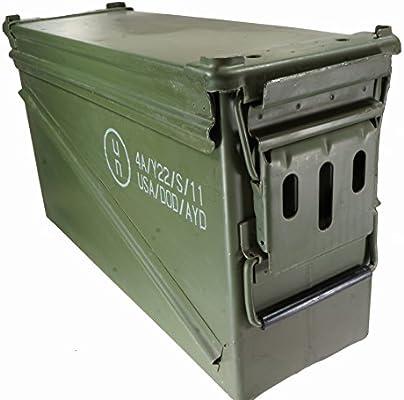 U.S. Government Contractor PA-120 40 mm munición Puede/Caja de ...