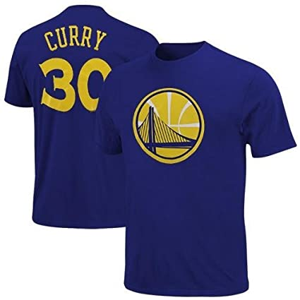Amazon.com : Majestic Stephen Curry Golden State Warriors ...