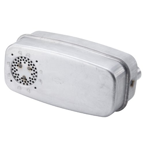 Briggs & Stratton 498984S Super Lo-Tone Muffler For 8 and 11 HP Horizontal Engines and 18 HP Opposed Twin Horizontal Engines