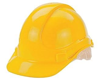 Vitrex 334130 - Casco de seguridad - amarillo