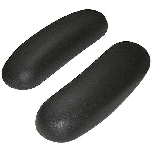 Ergo360 Replacement Office Chair Arm Pads Complete Set Of 2 by Ergo360