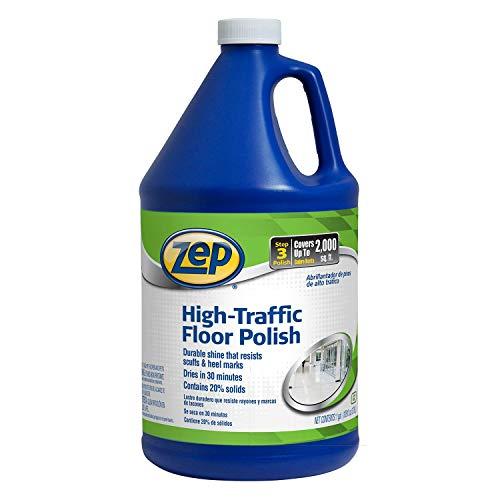 (Zep Commercial 1044999 High Traffic Floor Polish, 1 gal Bottle)