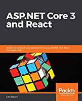 ASP.NET Core 3 and React Front Cover