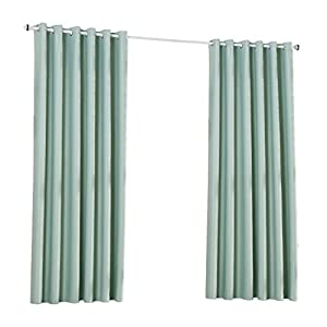 46 x 72 blackout curtains luxury thermal supersoft eyelet curtains mint green curtains one - Mint green kitchen curtains ...