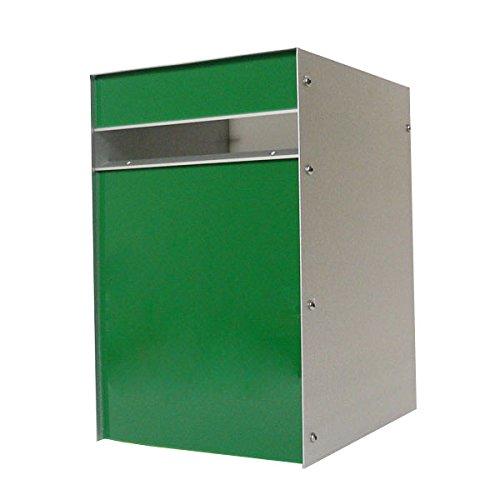 Box Design ポスト 郵便受け Designer Range b/o Green B00W6HVX4C  Green