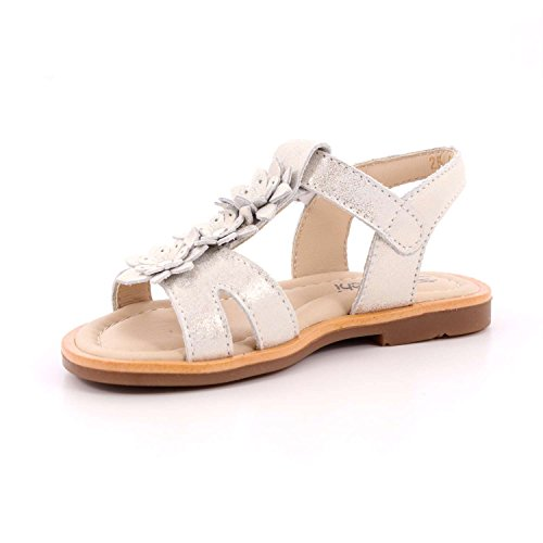 Fiori Con Sandalo In Pelle Platino Mainapps Balocchi wqBRT1ng