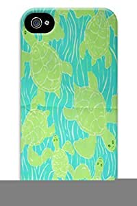 Online Designs pulitzer green turtle PC Hard new Crusty phone cases for iphone 4s