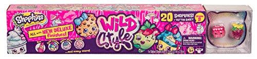 Shopkins Season 9 Wild Style-Mega Pack (Pack Season)