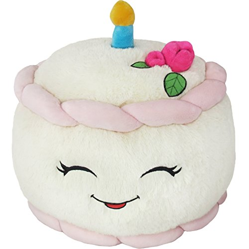 (Squishable / Comfort Food Birthday Cake Plush - 15