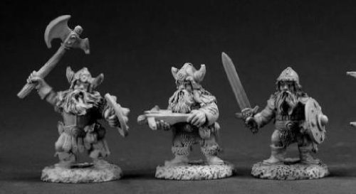 Classics: Dwarves by Reaper Minatures