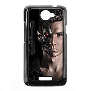 Terminator HTC One X Cell Phone Case Black aza