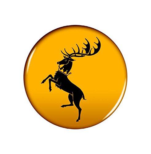 Dark Horse Deluxe Game of Thrones House Baratheon Sigil Button Diamond Comic Distributors JAN180167