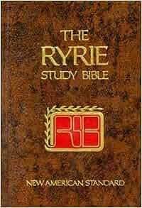 KJV Ryrie Study Bible - The KJV Store