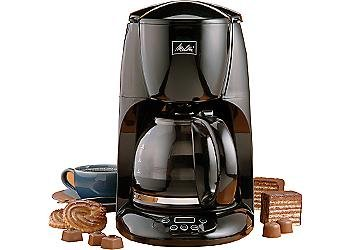 Melitta ME12CDB 12-Cup Programmable Coffee Maker