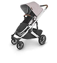 UPPAbaby Cruz V2 Stroller - Alice (Dusty Pink/Silver/Saddle Leather)