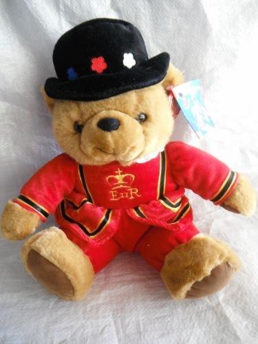 british bobby teddy bear - 1