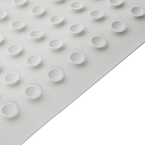 Rubbermaid Commercial Safti Grip Bath Mat Large White