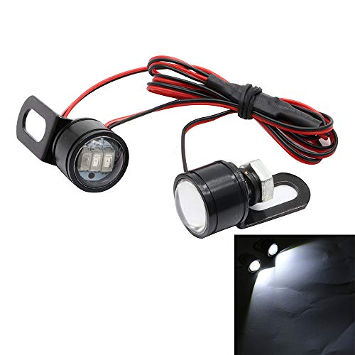 Panel Switch Motorcycle Eagle Eyedled Lights Modified Lamp Accessories LED Mirror ()