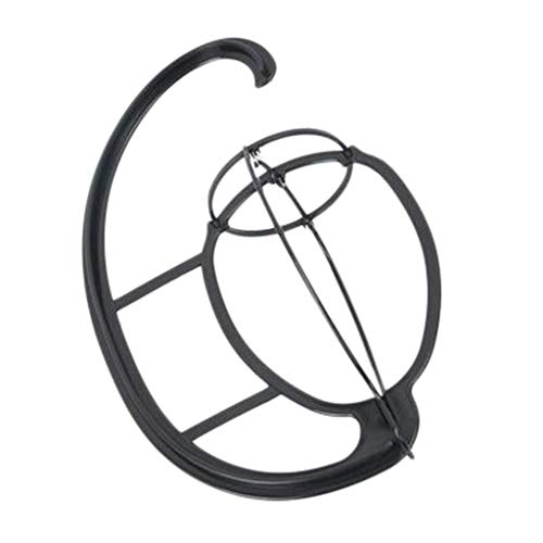 Price comparison product image Gangglis Hook Plastic Stable Hair Holder Head Type Stylish Hat Wig Folding Cap Tool