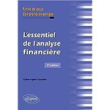L'essentiel de l'Analyse Financiere: Fiches de Cours 2e Ed.