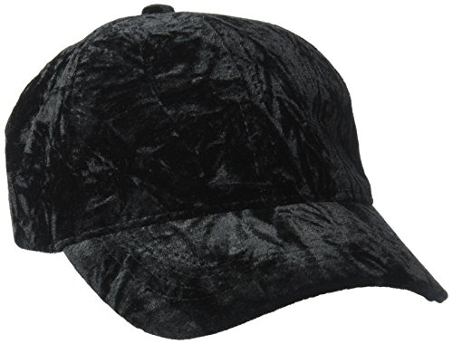 Black Velvet Hat - 6
