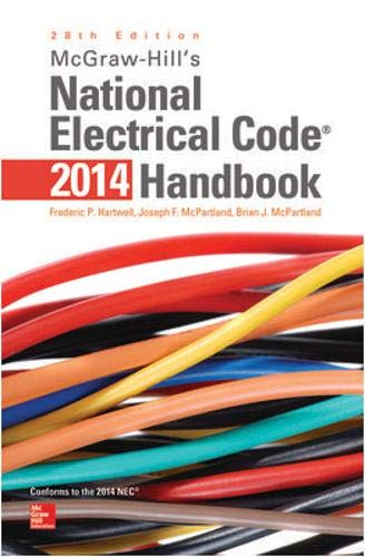 2014 Handbook - McGraw-Hill's National Electrical Code 2014 Handbook, 28th Edition (McGraw Hill's National Electrical Code Handbook)