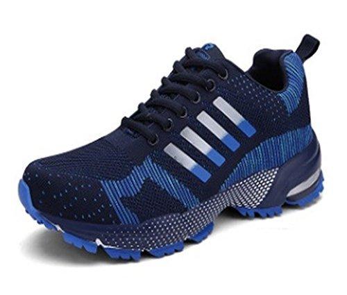 Hardloopschoenen Voor Heren Dames Sportschoenen Sneakers Marine